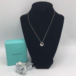 Authentic Tiffany & Co. Elsa Peretti Necklace